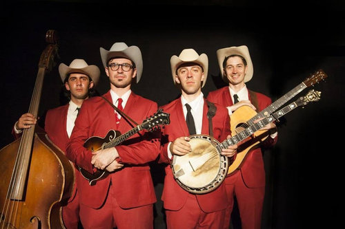Angel City Bluegrass Boys Southern Pacific Sessions